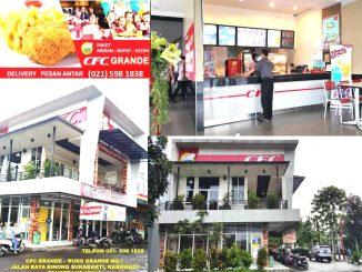 CFC Grande Karawaci Tangerang