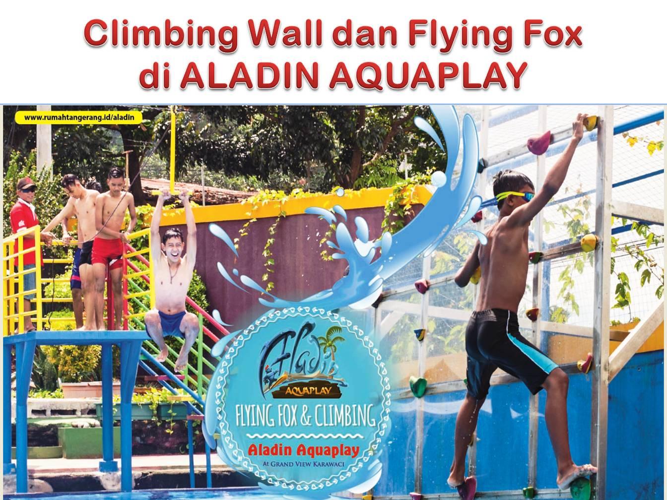 ALADIN AQUAPLAY di Grand View Karawaci Tangerang Telpon (021) 5988 199 – Yelli 089694309541