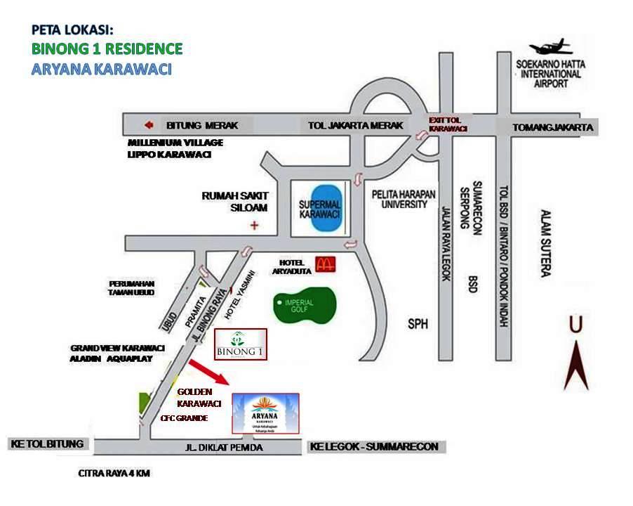peta-lokasi-BINONG-1-RESIDENCE-dan-ARYANA-KARAWACI